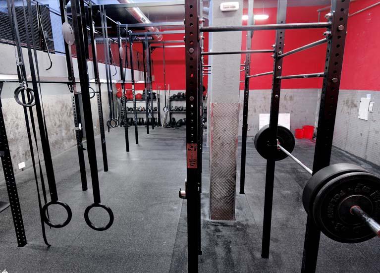 03 Reforma de gimnasio