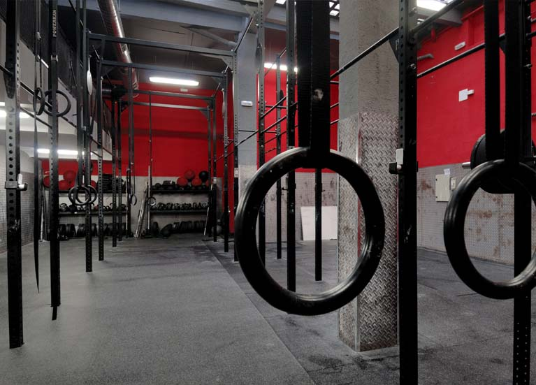 04 Reforma de gimnasio