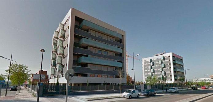 edificios de comunidad